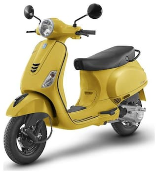 Vespa Urban Club 125 CBS  BS-IV (Ex-Showroom Price)