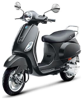 Vespa VXL 125 BSIV CBS  BS-IV (Ex-Showroom Price)
