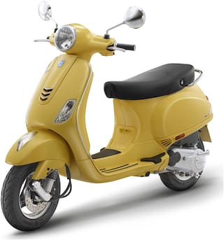 Book Vespa ZX 125 (Ex-Shworoom Price) online at best price