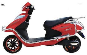 Yakuza Poppy Electric Scooter (Ex-Showroom Price)