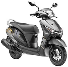 Yamaha ALPHA-Disc (Ex-Showroom Price)