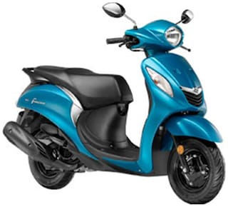 Yamaha FASCINO BS-IV (Ex-Showroom Price)