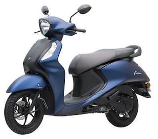 Yamaha FASCINO 125 FI BS-VI (Drum) (Ex-Showroom Price)