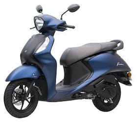 Yamaha FASCINO 125 FI BS-VI (Drum) (Ex-Showroom Price)