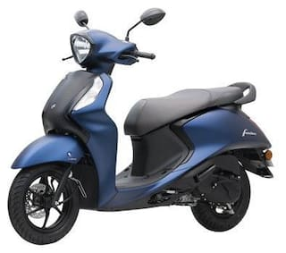 Yamaha FASCINO 125 FI BS-VI (Disc) (Ex-Showroom Price)