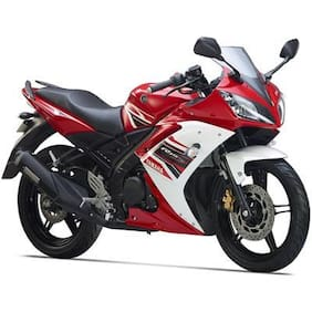 Yamaha R15s (Ex-Showroom Price)