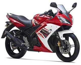 Yamaha R15s (Ex-Showroom Price)