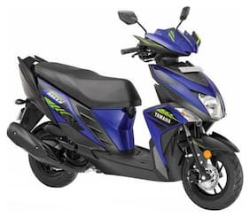 Yamaha Ray ZR Street Rally (Ex-Showroom Price)