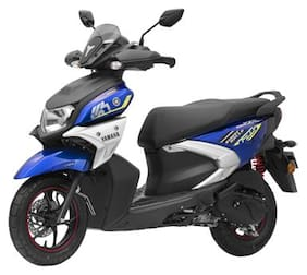 Yamaha RayZR Street Rally 125 FI BS-VI (Ex-Showroom Price)