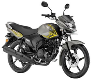 Yamaha Saluto Disc (Ex-Showroom Price)