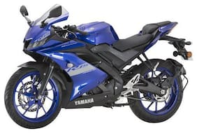 Yamaha YZF R15 V3 BS-VI (Ex-Showroom Price)