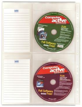 Solo Computer CD Wallet (96 Pockets)
