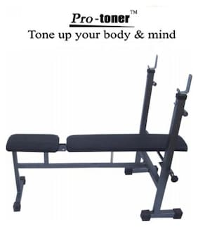 Protoner Weight Lifting Bench Incline/Decline/Flat Adjustable