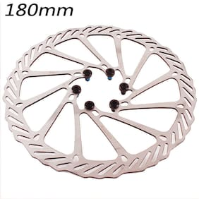 160/180/203mm Bicycle Disc Brake Rotor MTB Road Bike For SHIMANO Match 6 Bolts