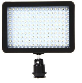 160 LED Photo Video Camera Flash Strobe Light Lamp for Canon Nikon Sony DV