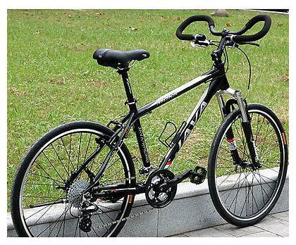 2pcs Bicycle MTB Bike Smooth Tube Sponge Foam Rubber Handlebar Grips