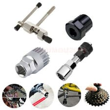 4Pcs Mountain Bike Chain Bicycle Crank Axle Extractor Removal Repairing Tool Set