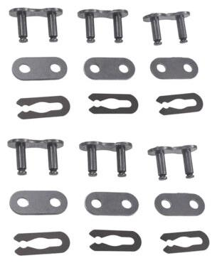 6x 415 Chain Master Link Set Fit For 80cc 2 Cycle Motorized Bicycle Bike