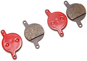 8x Metallic Bicycle Disc Brake Pad Replacement For Magura Julie Model 2001-2008