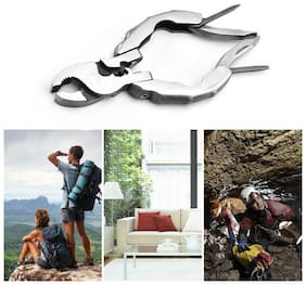 9 In 1 Folding Pliers Knife Foldaway Screwdriver Camping Survival EDC Tools New