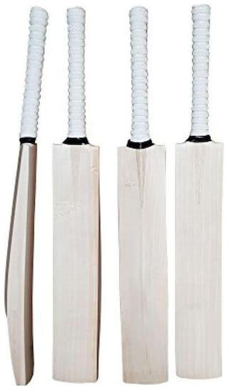 ABS Sports Grade A Light Weight Plain English Willow Cricket Bat , 1.0-1.1 kg)