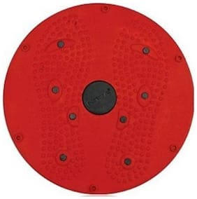 Acupressure Twister Weight Reducing Device Stepper  (Red)-009