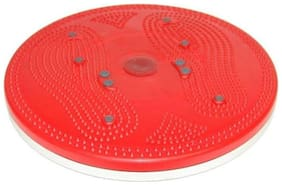 Acupressure Twister Weight Reducing Device Stepper  (Red)-005
