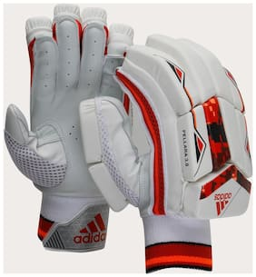 ADIDAS PELLARA 3.0  BATTING GLOVES - 1 PAIR / MENS LEFT HAND