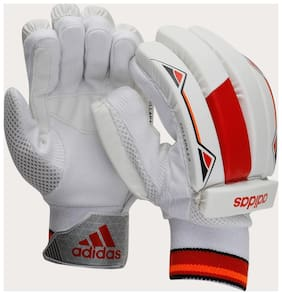 ADIDAS PELLARA 6.0 BATTING GLOVES - 1 PAIR / YOUTH RIGHT HAND