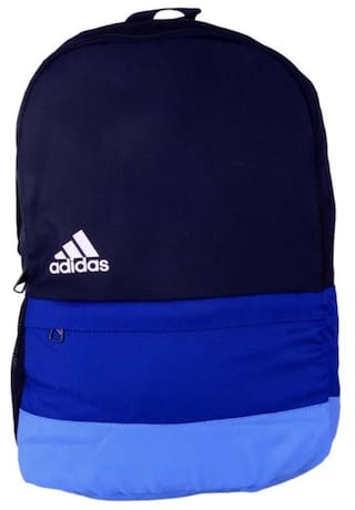 ad0f8397a5 Buy Adidas Versatile Block 28 L Backpack - Col Navy Online at Low ...