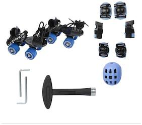 Yonker Blue 3 Roller skates