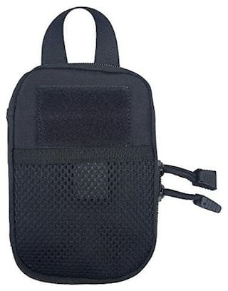 Aeoss Black Pouch bag