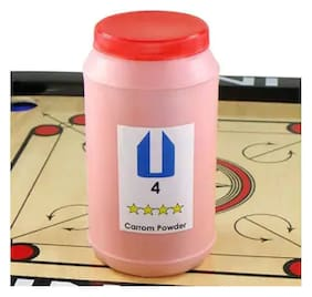 All Size Carrom Powder, 40g (White)