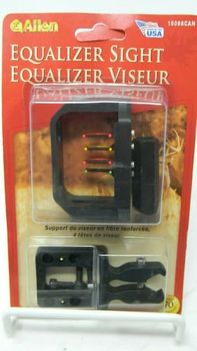 Allen Equalizer Sight- 15098CAN- 4 Pin