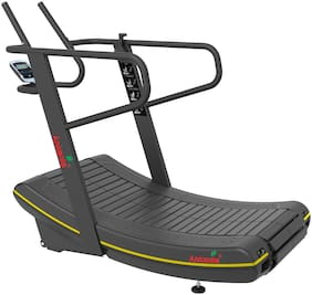 ANKERITE CURVED FITNESS TREADMILL