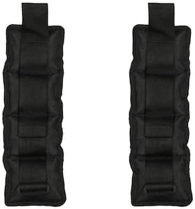 ANKLE WEIGHTS FOR LEGS & WRIST EXERCISE PAIR OF 0.5 kg
