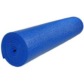 Anti Skid Yoga Mat 4Mm Thick Washable Fitness Exercise Imported Non-Slip Surface 4Mm Thickness Makes Yoga Exercise Feels Good : Reshamcreation214