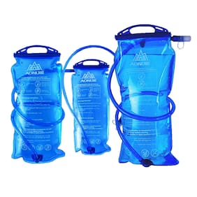 AONIJIE SD12 1L/1.5L/2L/3L Foldable Hydration Bladder Water Bag For Sport