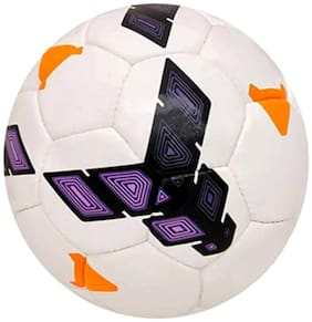 Apexea Purple Strike PVC Football