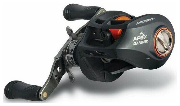 Ardent AAR65RBD Apex Ranger Low Profile Baitcast Reel Right Hand 6.3oz 6+1bb NEW