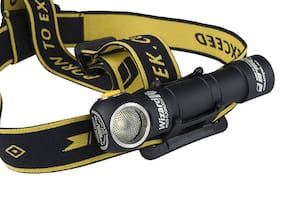 Armytek Wizard v3 XP-L NW USB Rechargeable Headlamp -1120Lm w/Battery Included