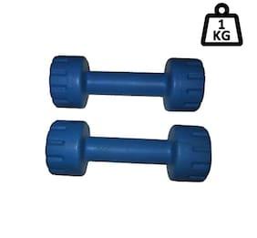 Arnav Plastic Dumbbell ( Set of 2 , 5000 g )