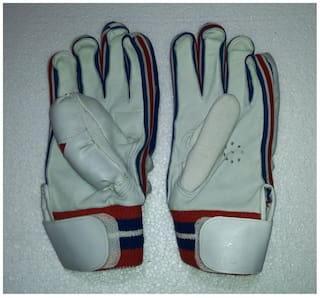 Arnav Cricekt Gloves Practice Series with Two Cuts for Comfortable Grip