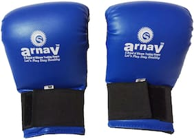 Arnav Punching glove - Black & Blue , 1 pc