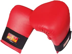 Arnav Punching glove - Red , 1 pc