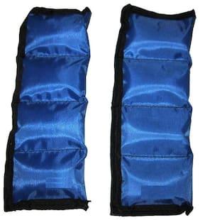 arnav Wrist / ankle weight strap weight 2500 gm x 2 total 5 kg