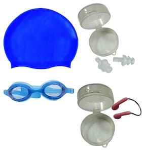 As Ent Aquafit Goggles With Other Swimming Accessories-Assorted 74cf5ed20