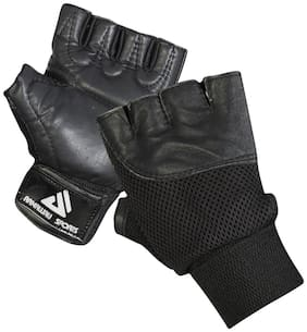 AS HIGHMAC SUPERMULTI GYM/FITNESS GLOVES (SIZE - FREE)