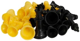 AS WARRIOR PLASTIC CHESSMEN- 100% BEST QUALITY