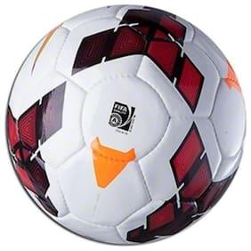 Athlio Red & White 5 Football